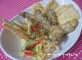 고구마튀김,김말이튀김,채소튀김,야채튀김