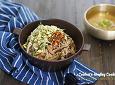 반찬이 필요없는 한그릇 요리~식감 좋은 총각무 묵은지 김치밥