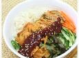 불없이 간단하게 만드는 한그릇 식사...초고추장 멍게비빔밥