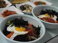 바다 내음 가득했던 건강한 해조류 비빔밥