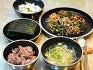 정월대보름 오곡밥과 아홉가지 나물(묵나물)