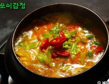 [요리]감정 풍부한 얼큰한 오이 감정~!
