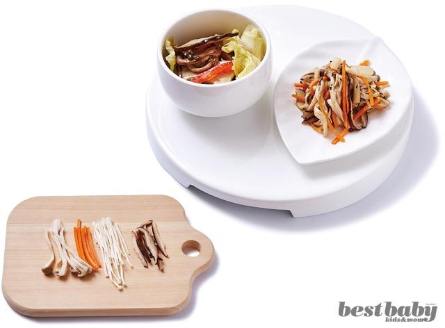 색다른 맛, 버섯으로 별미 간식